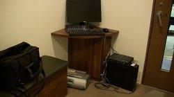 Q'sLand PCと音響機器