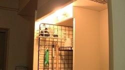 LED電球の威力 洗い場