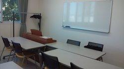 中日文化センター教室前面