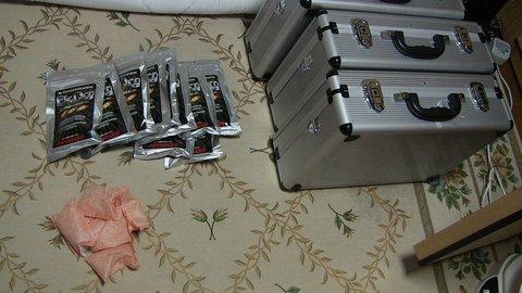 楽器用湿度調整剤